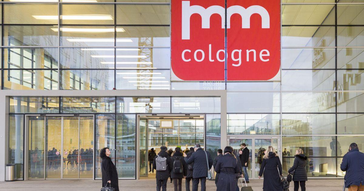 Messe Köln Januar 2021