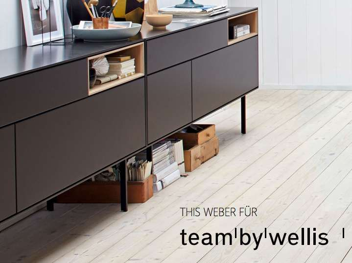 team by wellis ist zur ck schreinerzeitung. Black Bedroom Furniture Sets. Home Design Ideas